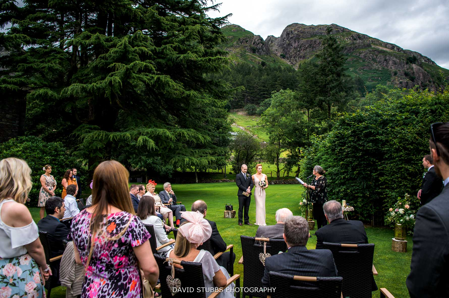 getting married in the langdales