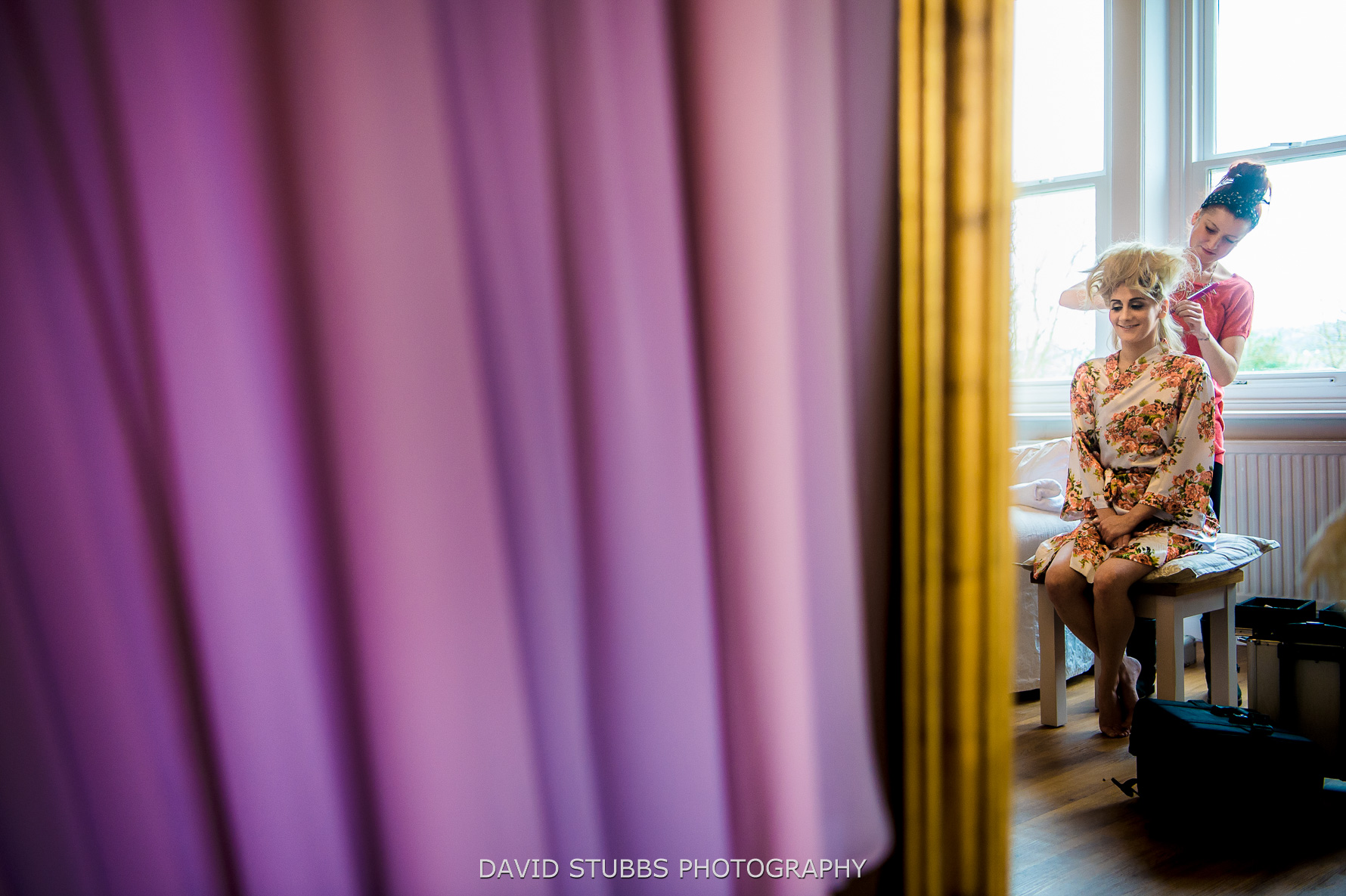 through bridemaids dresses