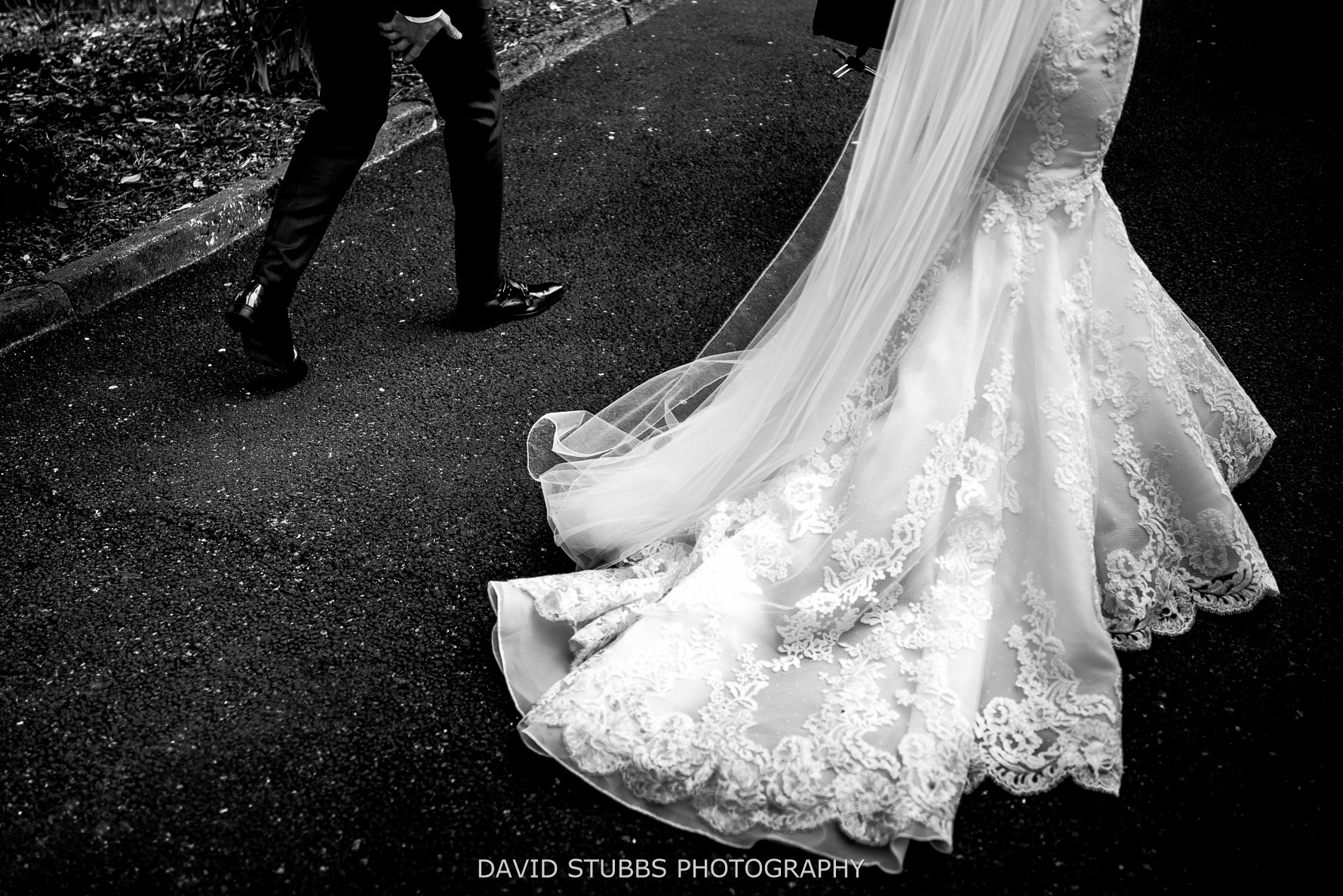 the trail of dress