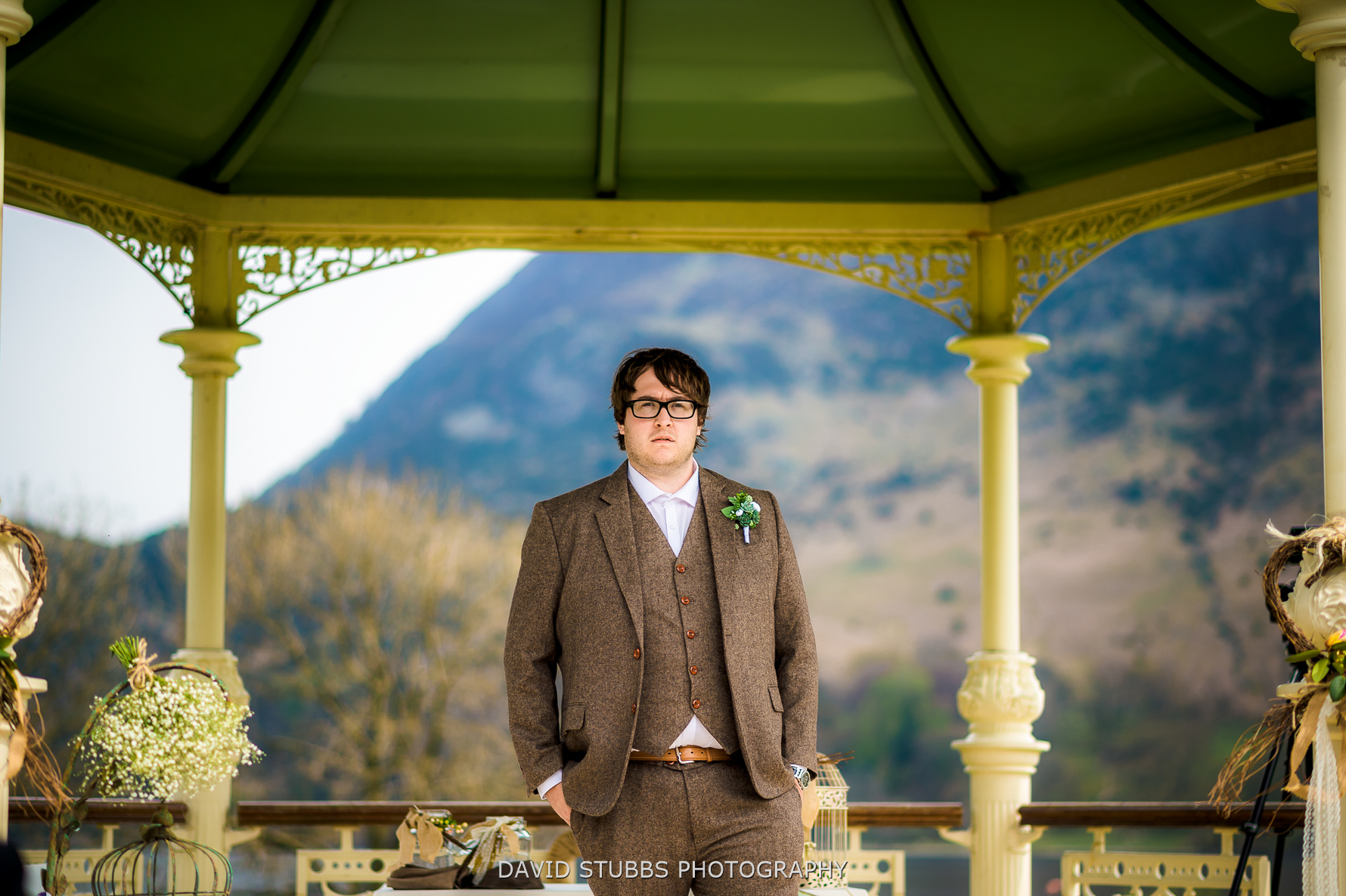 gareth waiting for married