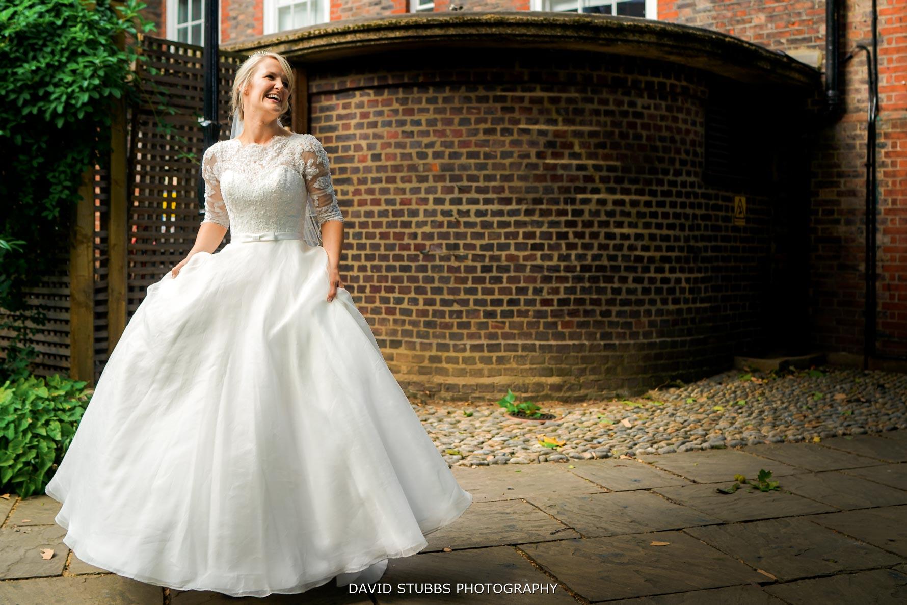 bride n her own