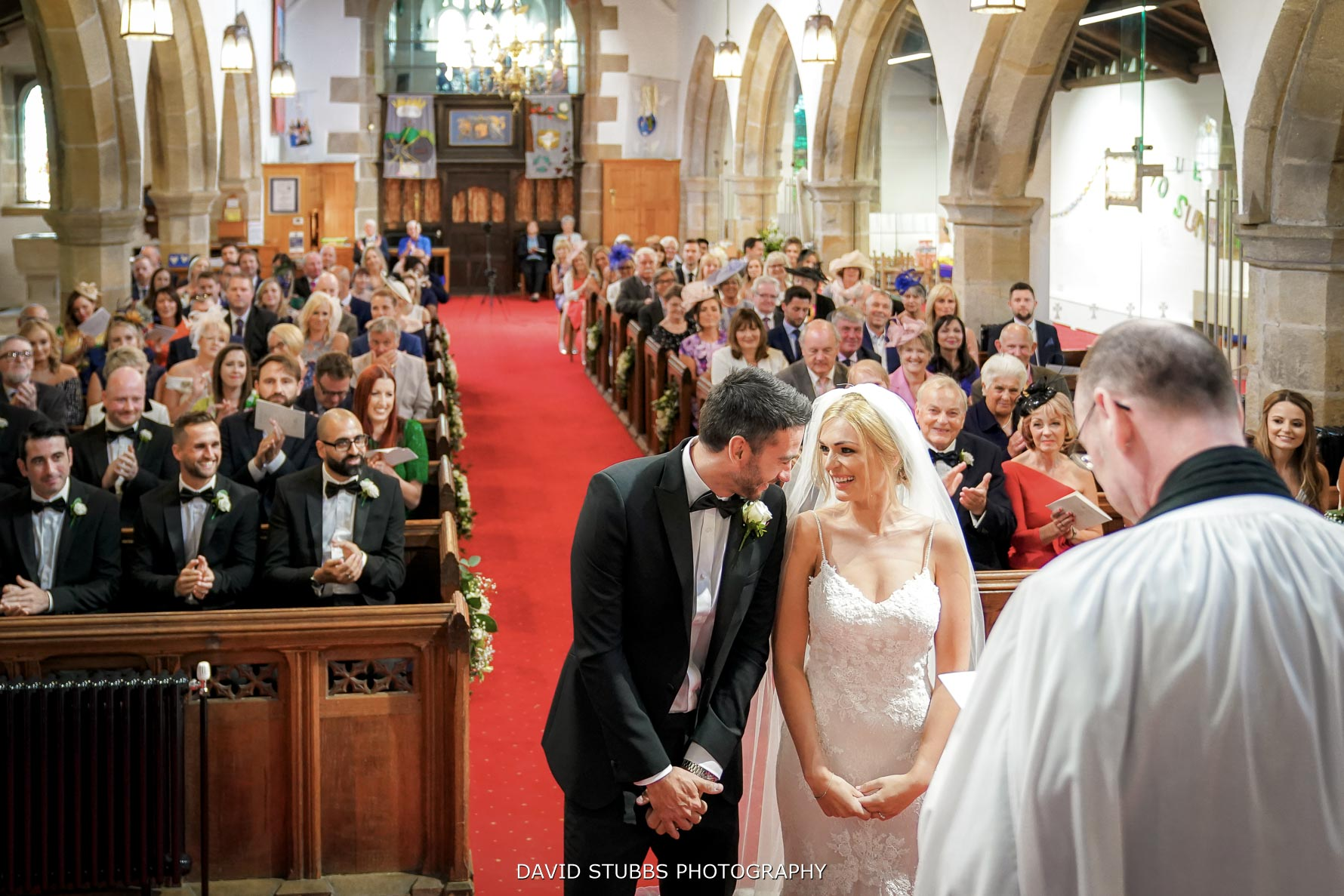 vows and celebration