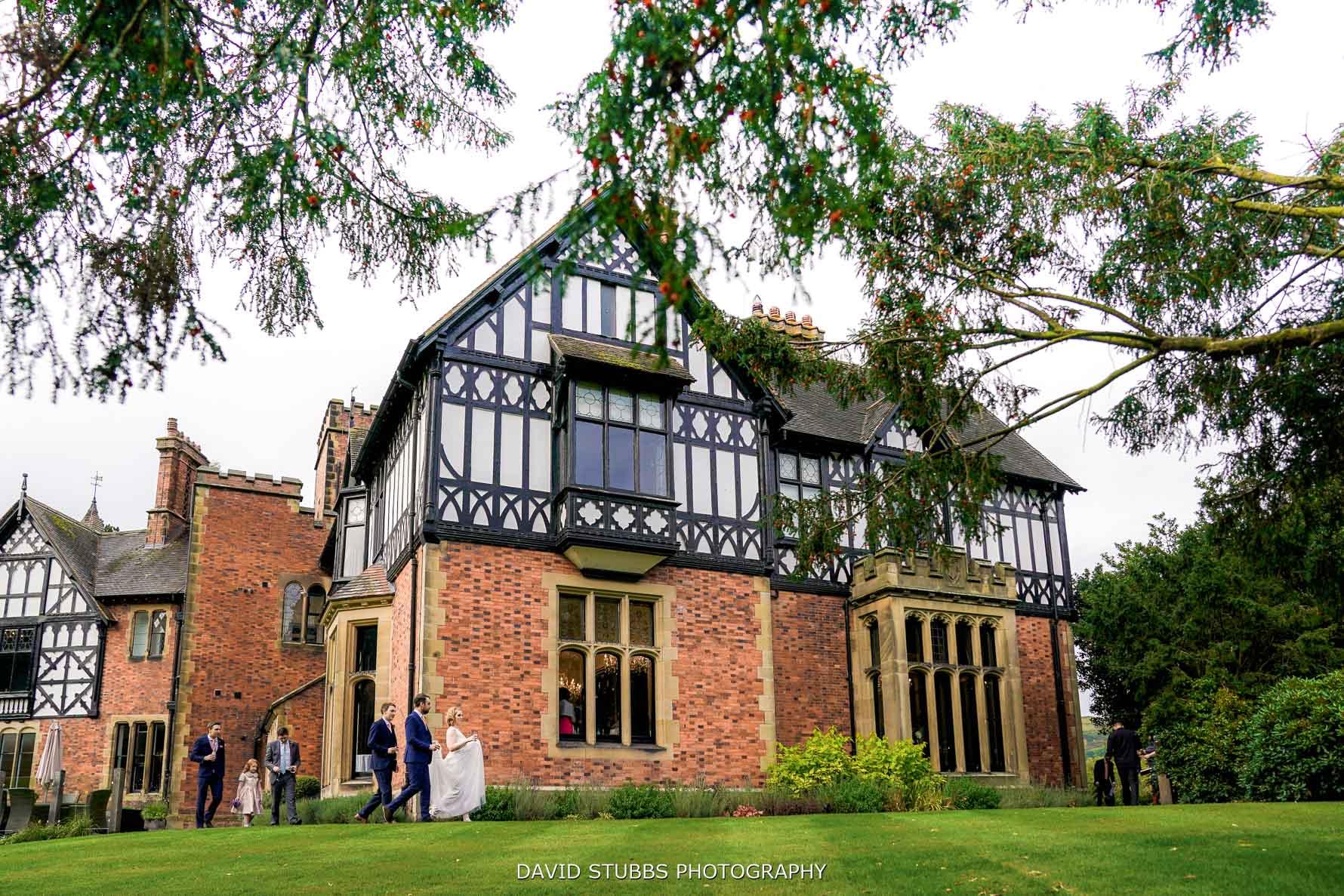 Tyn Dwr Hall for weddings