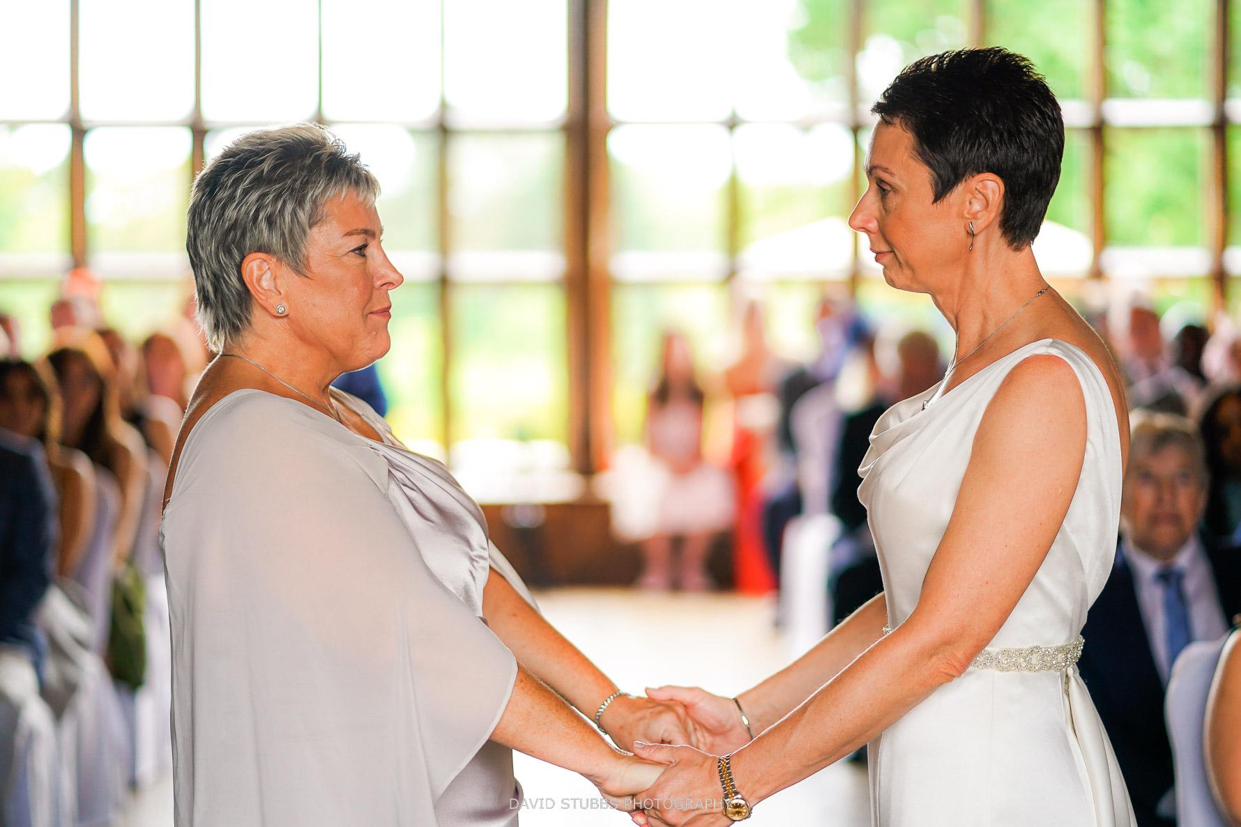 cicil wedding ceremony at hillbark hotel