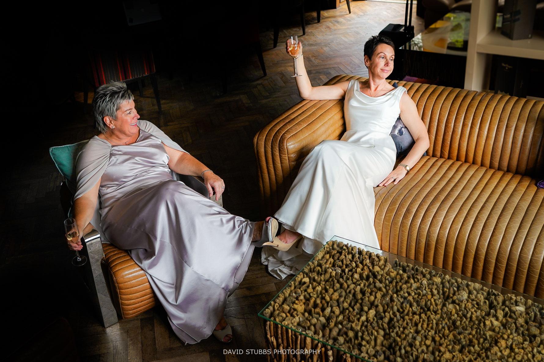 same sex wedding hillbark hotel