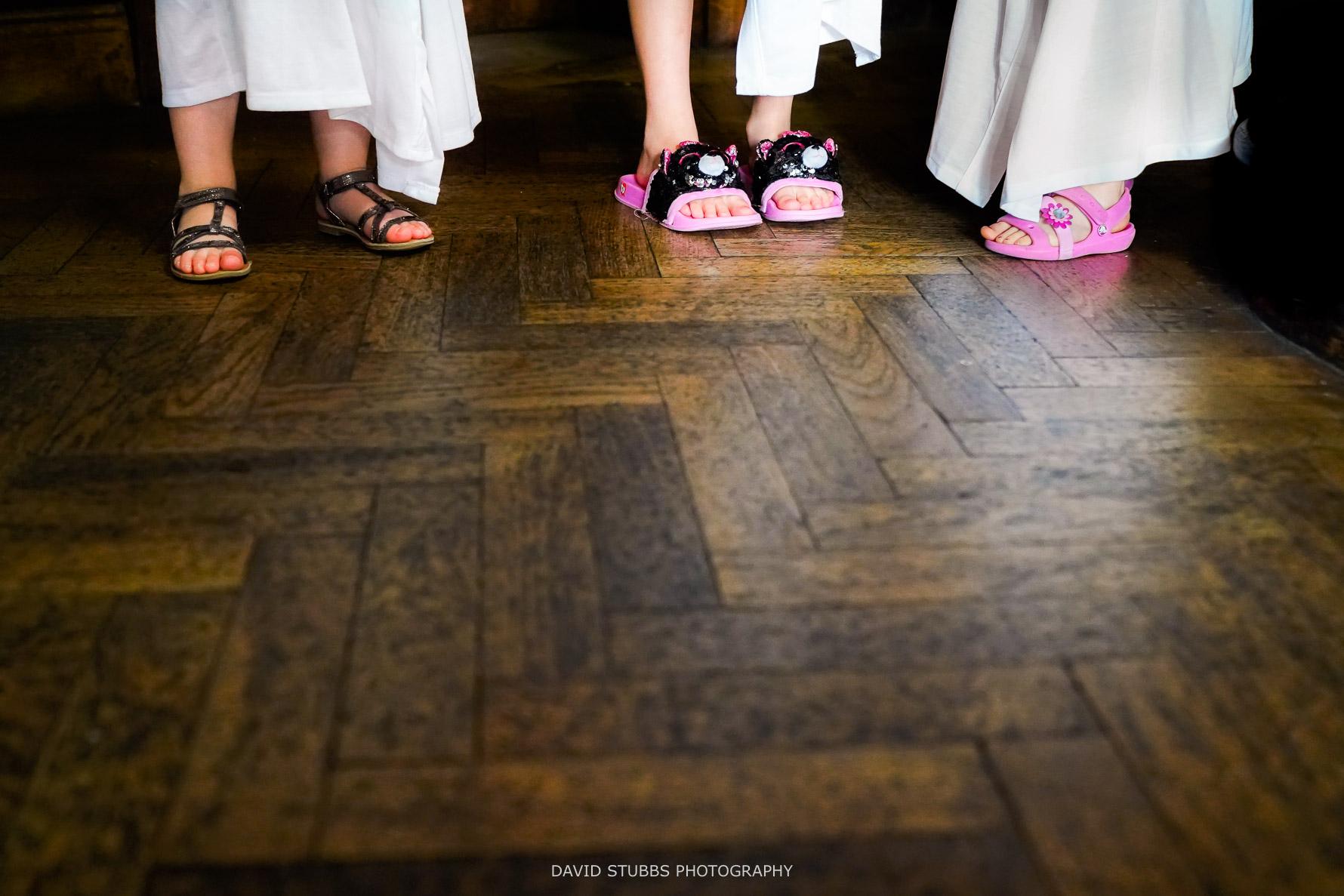 wooden floors at the Hillbark Hotel