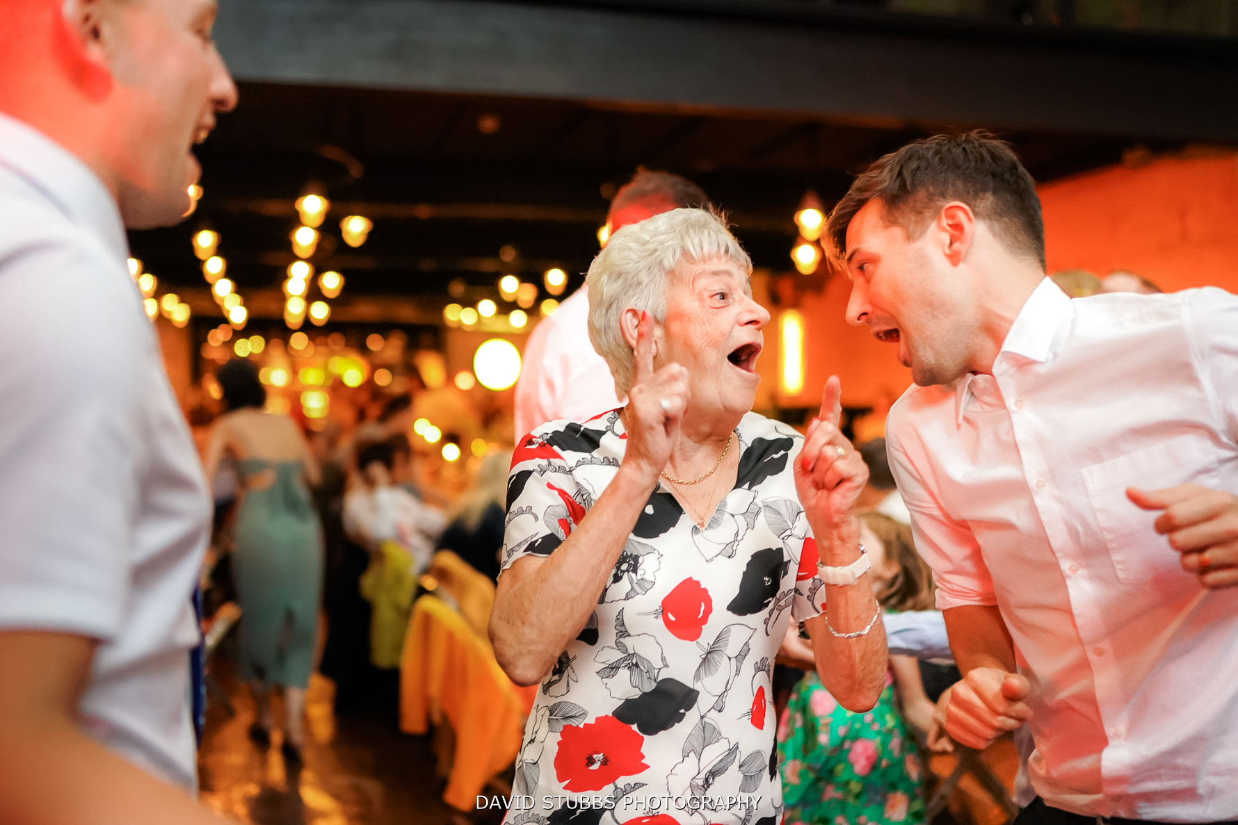 dancing with gran