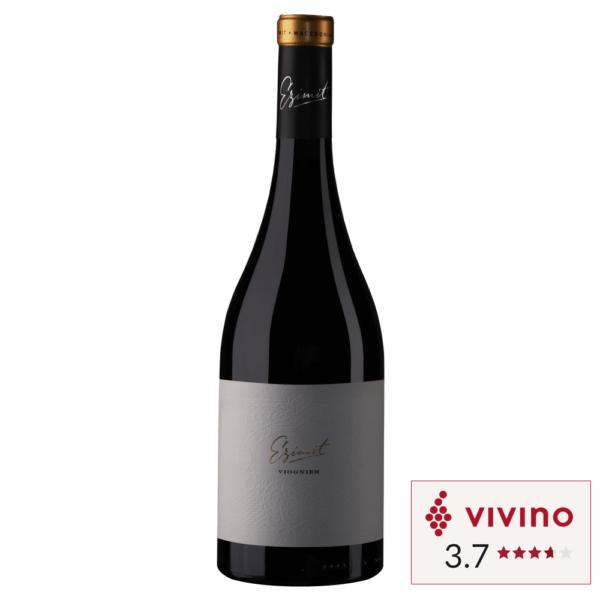 Vivino rated White wine Ezimit Viognier bottle in Singapore