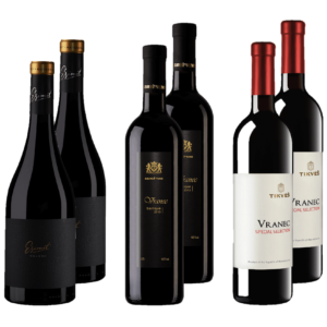 Vranec Barrique Red Wine deal in Singapore Free delivery