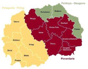 Macedonia Wine region