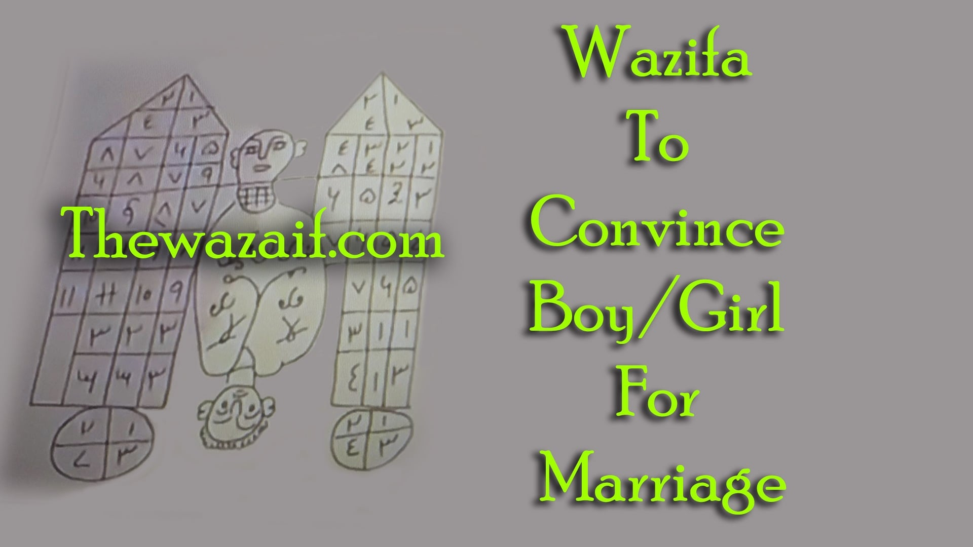 Guaranteed Wazifa To Convince Boy Or Girl For Marriage