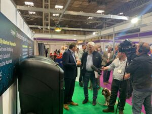 Glowing endorsement for Mintfinity from Jeremy Paxman at RWM