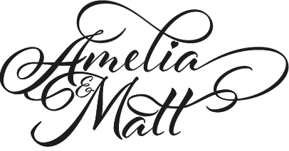 Amelia and Matt's Wedding