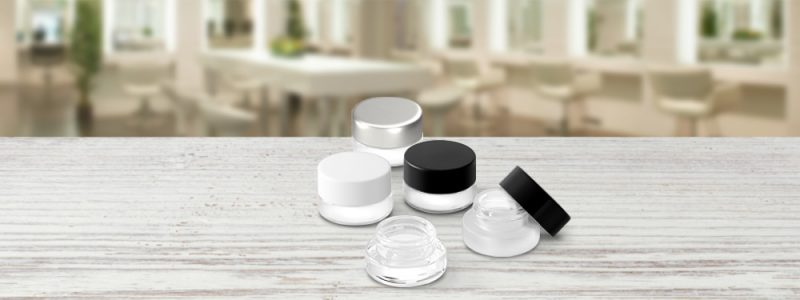 Qosmedix Expands Glass Packaging Collection with Recyclable Aluminum Caps