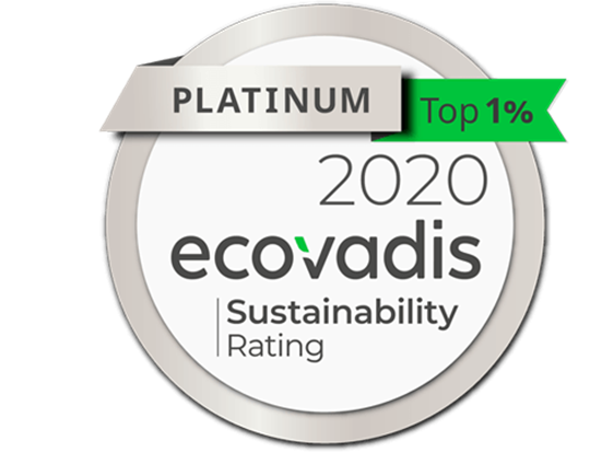 Mondi receives EcoVadis' new Platinum rating for sustainability