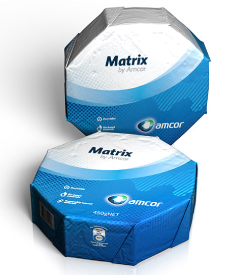 Innovative, paraffin – free and recyclable paper-based packaging