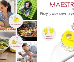 Give Consumers a Chef Experience with the New Maestro Solution by Aptar!