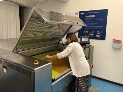 Asahi Photoproducts Supports Comexi, in a Breakthrough Turnkey Project