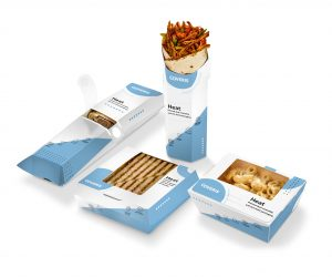 INNOVATIVE HEAT PACKAGING DELIVERS TOUCH-FREE COOKING FOR HOT EATS ON THE MOVE