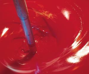 New water-based printing ink portfolio