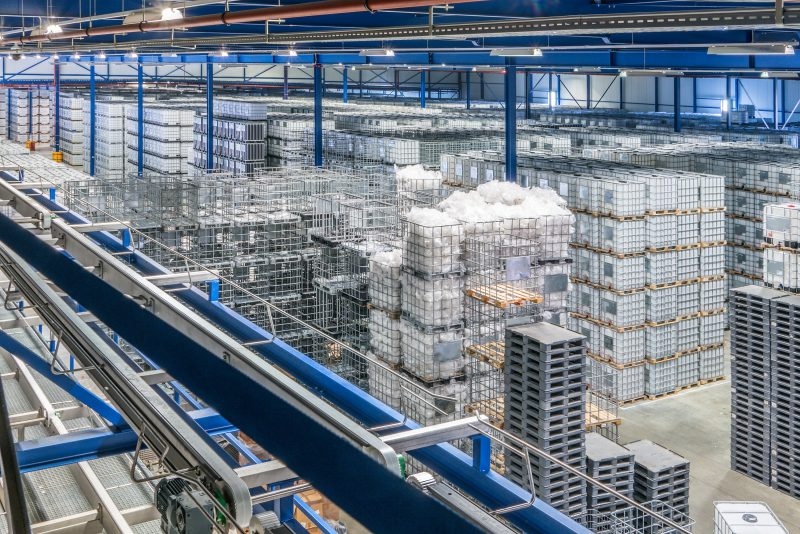 Greif Expands Global Collection and Reconditioning Network