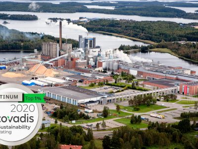 Iggesund – Invercote awarded platinum