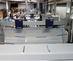 Leading supplier of corrugated packaging chooses ISRA print inspection technology