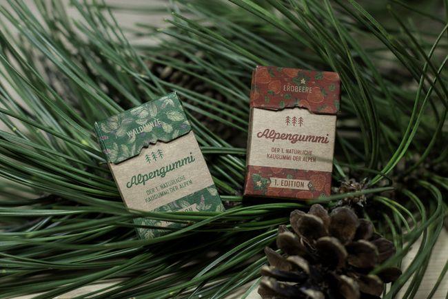 Alpengummi goes natural with Excellent Top™ Kraft for chewing gum packaging – Mayr-Melnhof Karton