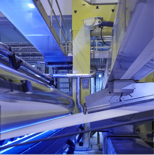 Artificial intelligence integration further improves quality consistency at Metsä Board Kemi mill