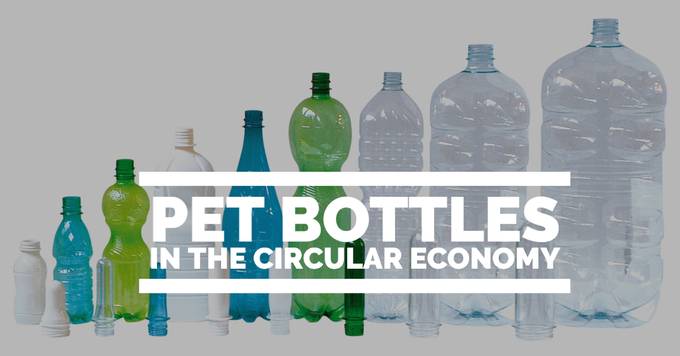The role of PET bottles in the circular economy