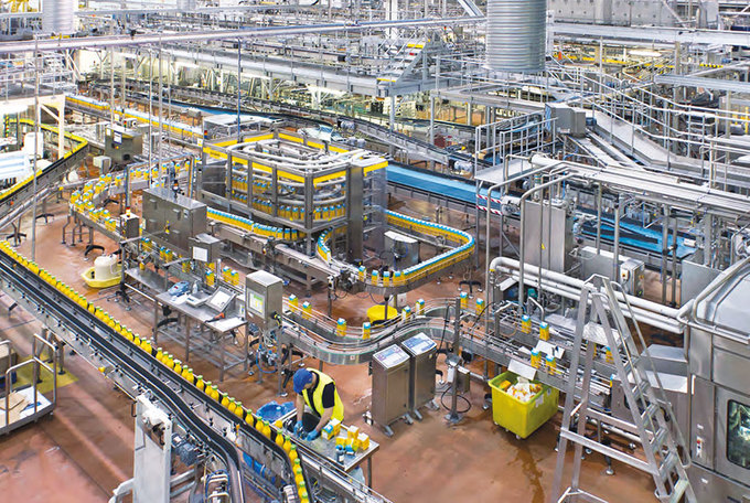 Refresco Finland Oy uses eco-friendly solutions