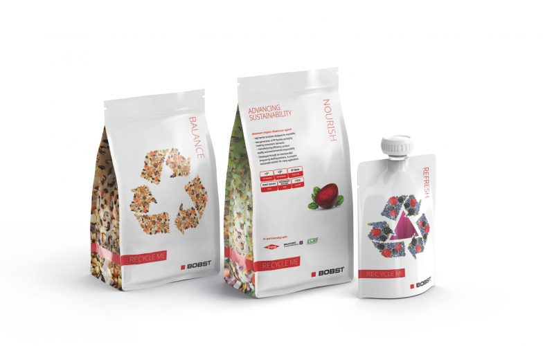 RECYCLABLE PE POUCHES: the Green Covenant