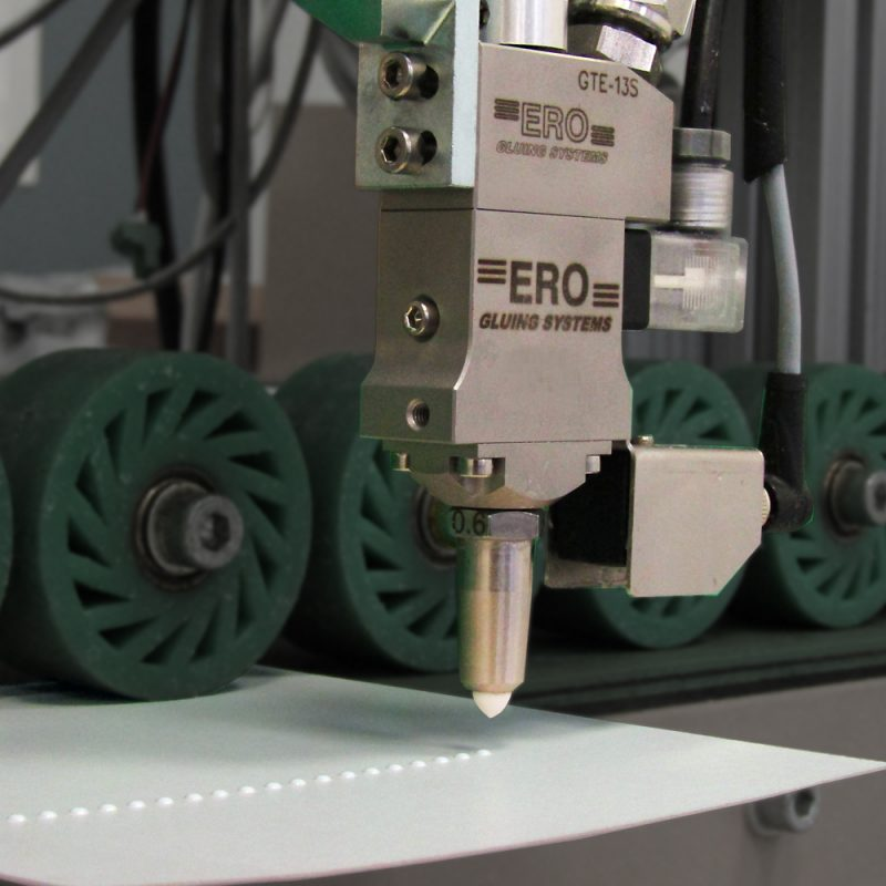 ERO Gluing Systems releases complete gluing solution for compostable glue.