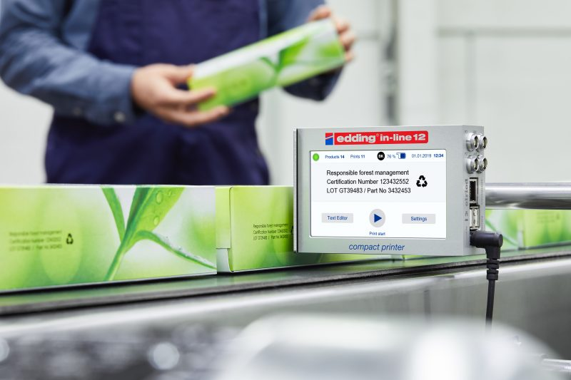 The keys to success in industrial marking
