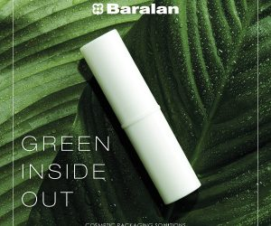 Our color is blue, but our packaging is green