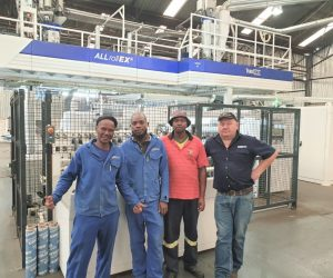 The first Nanolayer™ line in Africa is branded COLINES®