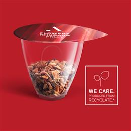 'WORLD FIRST' TEA CAPSULES MADE USING SABIC'S TRUCIRCLE™ SOLUTION FOR CERTIFIED CIRCULAR POLYPROPYLENE