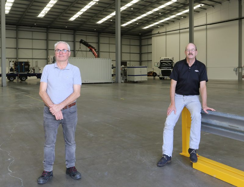 Jobs created in million-pound expansion