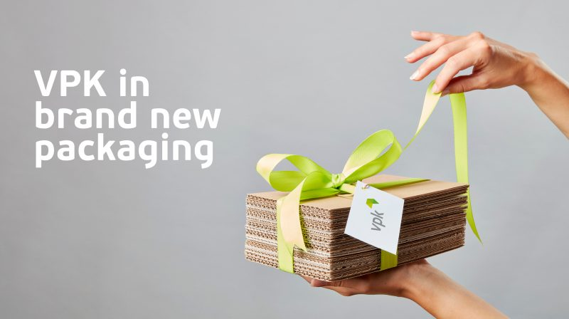 VPK introduces one brand for all corrugated packaging divisions