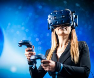 Voith successfully commissions its first virtual reality training system worldwide at LEIPA with OnCall.Video