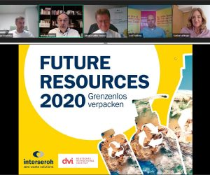 """Future Resources 2020"": fourth meeting between Interseroh and the German Packaging Institute with the motto ""packaging without borders"""