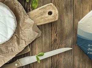 Amcor's Matrix paper-based recyclable packaging for soft cheese wins innovation award