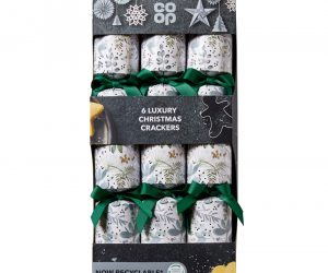 Co-op wraps up the year with plastic and glitter free festive range