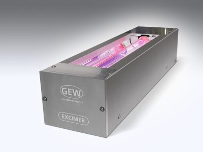 GEW launches Excimer UV mattifying system