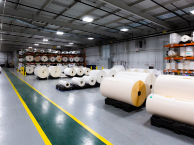 Three years of Biofore Site™: UPM Raflatac aims higher in sustainable manufacturing