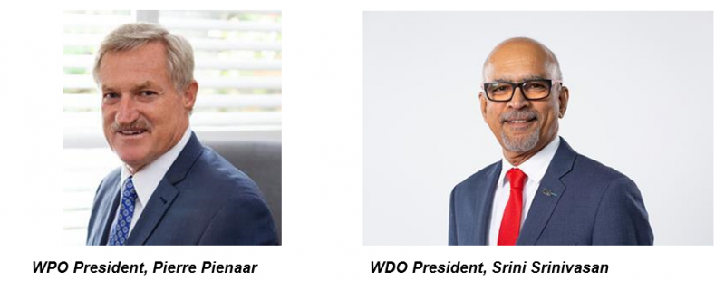 World Design Organization (WDO) and World Packaging Organisation (WPO) to explore opportunities for sustainable design in the packaging industry