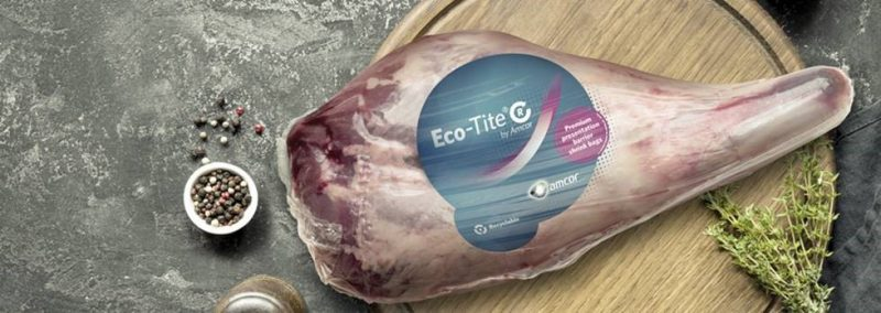 Amcor launches first recyclable shrink bag for meat, poultry, and cheese