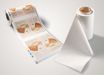 BASF and BillerudKorsnäs cooperate to develop unique homecompostable paper laminate for flexible packaging