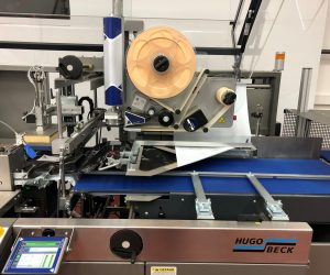 Best in Class Print and Apply Labeller Integrates with Industry Leading Bagger to Deliver a Sustainable e-Commerce Paper Packaging Solution