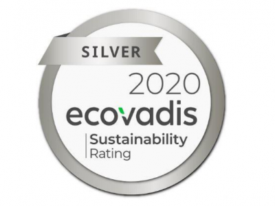Cardbox Packaging has received a silver rating of EcoVadis
